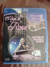ANNA RYRBERG all region blu ray ROSE ON TOUR Freddy Asblom EL VIAJE DE ROSE NEW