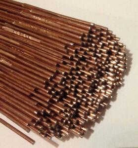 Super 6 1.6mm CCMS TIG Filler ER 70S 6 Rod Welding Wire A18 Copper Coated Mild