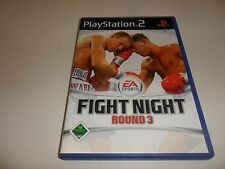 PLAYSTATION 2 PS 2 Fight Night Round 3