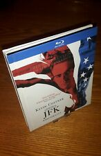 JFK Directors Cut Bluray rare OOP US import region a free(discontinued digibook)