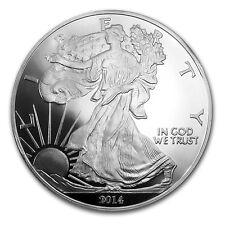 2014 4 oz Silver American Eagle Round - Box and Certificate - SKU #83799