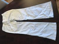 Tolle Damen Jeans Hose 38 BRAX SPORT weiß - Röhrenhose - TIP-TOP so gut wie NEU