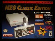 NES Classic Edition Mini Nintendo Entertainment System Game Console  BRAND NEW
