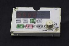 Used Mitsubishi Fr-Pa02-02 Control Panel Tested