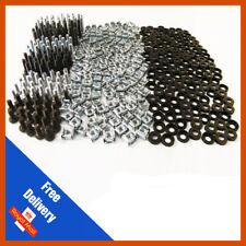 50 x M6 Rack Screw Pack for 19inch Rack Strips