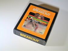 ORANGE Breakout Break Out for use with ATARI 2600 Video Game System