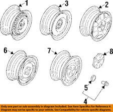 HYUNDAI OEM 96-13 Elantra Wheel-Lug Nut 529503Y000