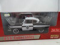 1:18 SUNSTAR #1705 - 1954 Chevrolet Bel Air Police Car - Rarità §