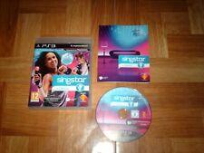 SINGSTAR DANCE...jeu complet...sur PS3