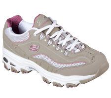 11860 Taupe Dlites Skechers shoes Women Sport Casual Comfort Memory Foam Sneaker