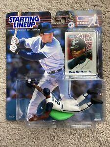 2000 Ken Griffey, Jr. Seattle Mariners Starting Lineup Figure