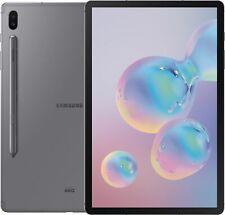 Samsung - Galaxy Tab S6 - 10.5 - 256GB - Mountain Gray