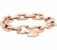 Liebeskind Berlin LJ-0312-B-20  armband armreif edelstahl farbe rosegold  neu