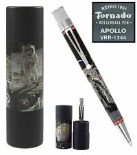 Retro 51 #VRR-1344 / Apollo - Tribute Series Twist Action Tornado Pen