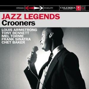 Jazz Legends - Crooners, Chet Baker,Frank Sinatra,Mel Tor, Good