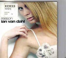 Ian van Dahl-Reason cd single eurodance Belghium