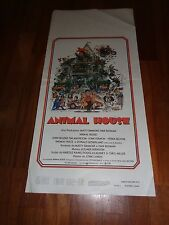 Locandina,1978,ANIMAL HOUSE,John Landis.John Belushi,Tom Hulce,Matheson