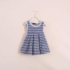 New Beautiful Baby Girl Summer Dress Size: 0 (9-12 M)