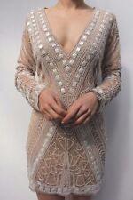 Missguided V-Neck Long Sleeve Dresses for Women