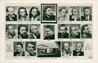 Ansichtskarte Oberammergau Passionsspiele 1950  (Nr.9243)