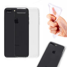 Silicone Clear Cover Case For LG iPhone 11 Pro Xs Moto E5 G6 Samsung S10 9 Plus