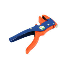 Self-adjusting Insulation Electrical Wire Stripper Cutter Hand Crimping Tool
