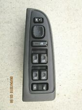 03 - 06 GMC SIERRA SILVERADO 4D CREW CAB MASTER POWER WINDOW SWITCH 15202851