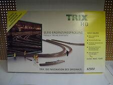 Trix H0 Gleis Ergaenzungspackung 62900