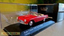 1:43 Minichamps, 1958 Auto Union 1000 Sp Roadster, Cherry Red