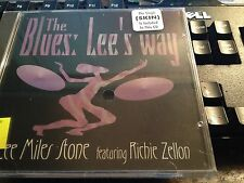 The Blues Lee's Way by Lee Miles Stone; Richie Zellon