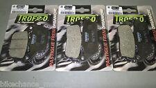 kit pastiglie anteriori + posteriori Honda CBR 600 F 1995 1996 1997 1998 PC31