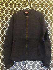17b2ef0486d7 Men s Nike Tech Knit Full Zip Dark Blue Jacket -Size L -832178 429 -