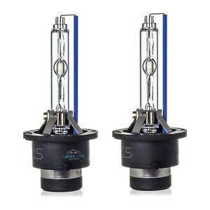 2x D4S HID Xenon HeadLight 35W replacement BULBS LAMPS 4300k 6000k 8000k 10000K