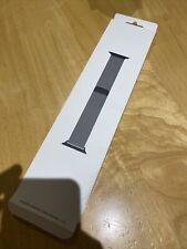 Genuine Apple Watch 6/SE GRAPHITE Stainles Steel Milanese Loop 40mm 2020