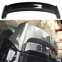 Carbon Fiber Rear Roof Spoiler Wing for VW Golf 7 MK7 VII GTI 2014+
