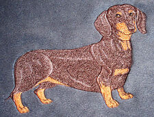 Embroidered Sweatshirt - Dachshund DTL012  Sizes S - XXL