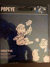 King Features Popeye Swee'pea Metal Die Set