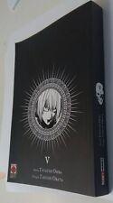 DEATH NOTE BLACK EDITION 5 - COPIA RARISSIMA ERRORE DI STAMPA - Planet Manga