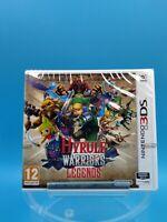 jeu video neuf nintendo 3DS PAL FR zelda hyrule warriors legends