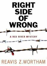 The Right Side of Wrong by Reavis Z. Wortham (2013, CD, Unabridged, Audiobook)