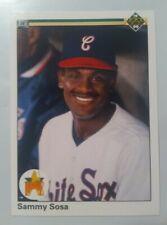 Sammy Sosa, 1990 Upper Deck ROOKIE #17 Chicago White Sox