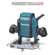 """Makita RP0900X 1/4"""" or 3/8"""" Plunge Router 240V"""