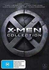 X- Men (DVD, 2016, 6-Disc Set)