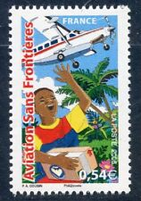STAMP / TIMBRE FRANCE  N° 3974 ** AVIATION SANS FRONTIERES