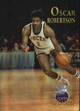 1996 Topps Stars Finest Atomic Refractors #38 Oscar Robertson