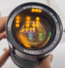 Vivitar Series 1 VMC 28-90mm F2.8-3.5 Minolta MD Zoom Lens SLR/Mirrorless Camera