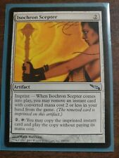 MTG Magic the Gathering Isochron Scepter Mirrodin x1 (2 Available)