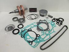 Suzuki RMZ 250 ENGINE REBUILD KIT, NAMURA PISTON, GASKETS 2004-2005