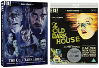 The Old Dark House - The Masters of Cinema Series DVD (2018) Melvyn Douglas,