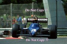 Stefan Bellof Tyrell 012 San Marino Grand Prix 1985 Photograph
